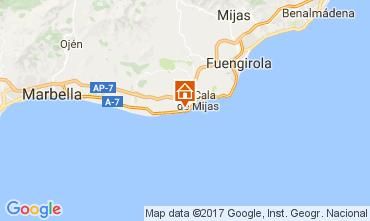 Mapa Mijas Apartamentos 89899