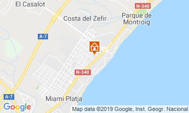 Mapa Miami Playa Casa 117886