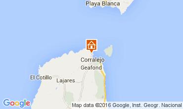 Mapa Corralejo Apartamentos 105526