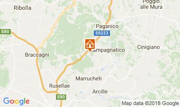 Mapa  Casa de turismo rural/Casa de campo 114992