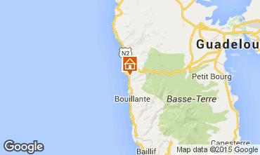 Mapa Bouillante Casa de turismo rural/Casa de campo 8070