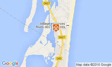 Mapa Port Leucate Casa 103921