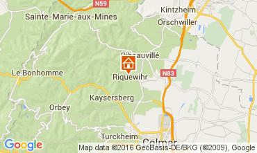 Mapa Riquewihr Apartamentos 103935