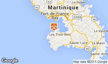 Mapa Trois Ilets Apartamentos 95676