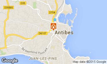 Mapa Antibes Estúdio 5485