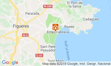 Mapa Rosas Casa 8284