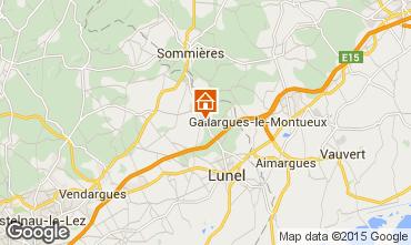 Mapa Montpellier Vivenda 9203