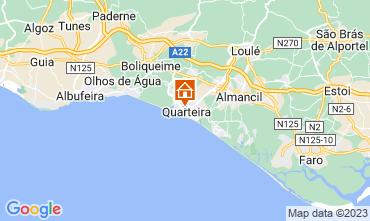 Mapa Quarteira Apartamentos 100571