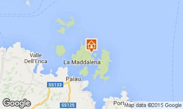 Mapa La Maddalena Estúdio 60826