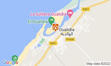 Mapa Oualidia Apartamentos 49451