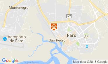 Mapa Faro Apartamentos 114885