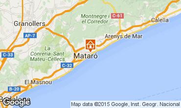 Mapa Barcelona Apartamentos 75979