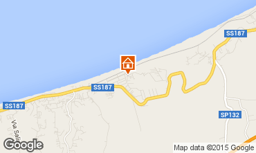 Mapa Alcamo Marina Apartamentos 86978