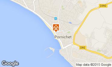Mapa Pornichet Apartamentos 79052