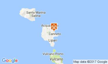 Mapa Lipari Vivenda 32486