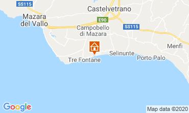 Mapa Tre Fontane Vivenda 92036