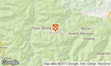 Mapa Gourette Est�dio 81621