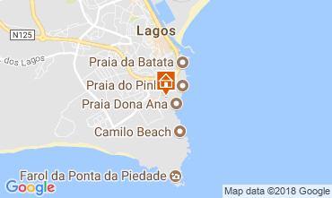 Mapa Lagos Apartamentos 113277