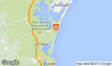 Mapa Port La Nouvelle Apartamentos 67630