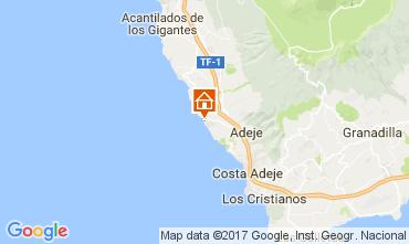 Mapa Callao Salvaje Apartamentos 109524