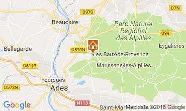 Mapa Arles Casa de turismo rural/Casa de campo 113951