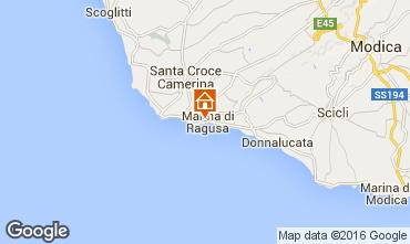 Mapa Marina di Ragusa Apartamentos 103248