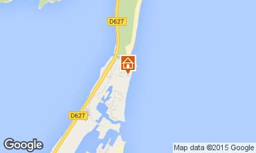 Mapa Port Leucate Apartamentos 94773