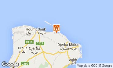Mapa Djerba Vivenda 9885