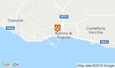 Mapa Marina di Ragusa Apartamentos 93991