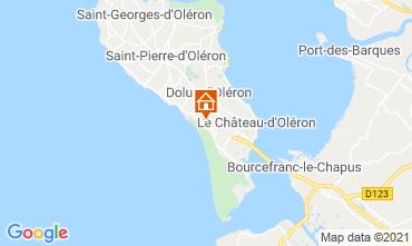 Mapa Dolus d'Oléron Vivenda 51142