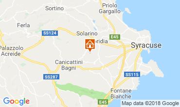 Mapa Siracusa Vivenda 116919
