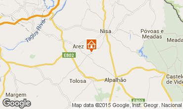 Mapa Nisa Vivenda 38435