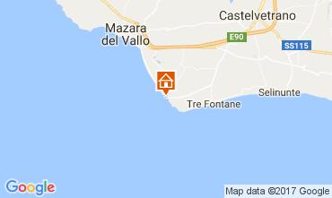 Mapa Tre Fontane Vivenda 107993