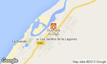 Mapa Oualidia Apartamentos 24787