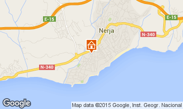 Mapa Nerja Apartamentos 79550