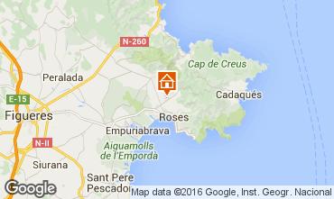 Mapa Rosas Vivenda 85882