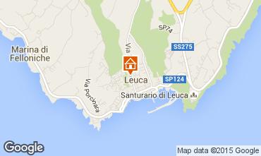 Mapa Santa Maria di Leuca Apartamentos 84118