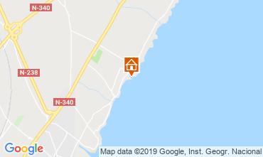 Mapa Vinaròs Apartamentos 103083
