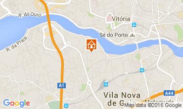 Mapa Vila Nova de Gaia Apartamentos 103672