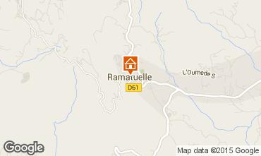 Mapa Ramatuelle Estúdio 87690
