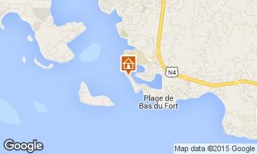 Mapa Gosier (Guadeloupe) Estúdio 8004