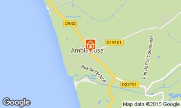 Mapa Ambleteuse Apartamentos 97622