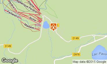 Mapa Besse - Super Besse Chalé 67212