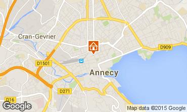 Mapa Annecy Est�dio 55720
