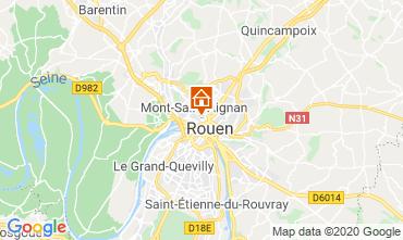 Mapa Rouen Estúdio 118116