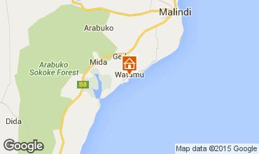 Mapa Malindi Vivenda 33970