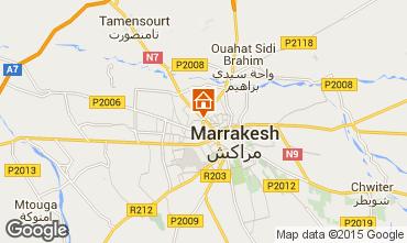 Mapa Marraqueche Apartamentos 94414