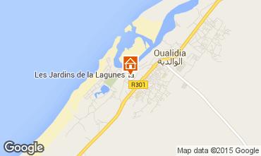 Mapa Oualidia Vivenda 76549