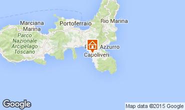 Mapa Capoliveri Apartamentos 77736
