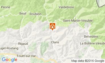 Mapa  Casa de turismo rural/Casa de campo 13264